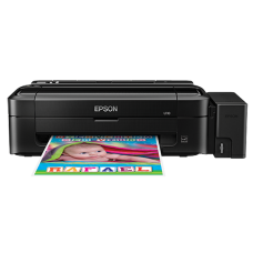 Epson L110 Color Inkjet Printer with CISS System